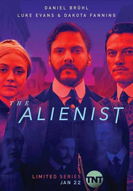 مسلسل The Alienist