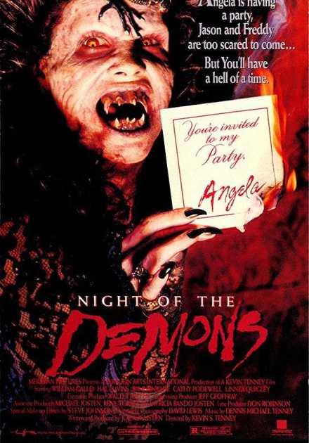 فيلم Night of the Demons 1988 مترجم