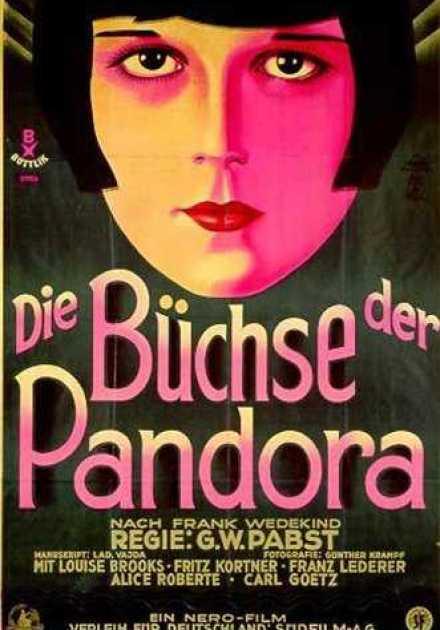 فيلم Pandora's Box 1929 مترجم