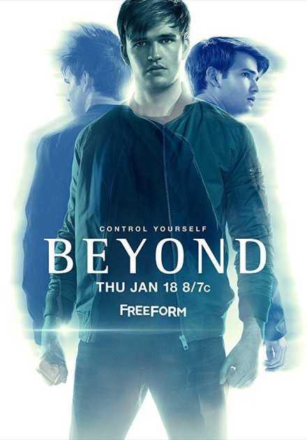 مسلسل Beyond
