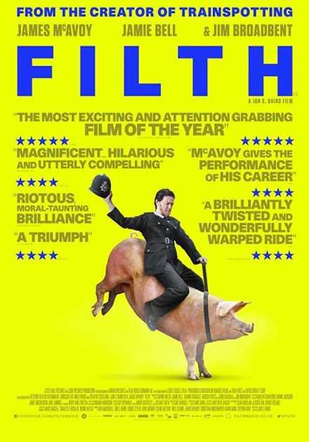 فيلم Filth 2013 مترجم
