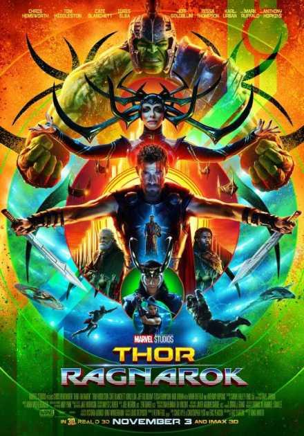 فيلم Thor Ragnarok 2017 مترجم