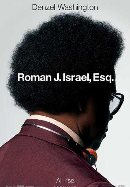 فيلم Roman J. Israel, Esq. 2017 مترجم
