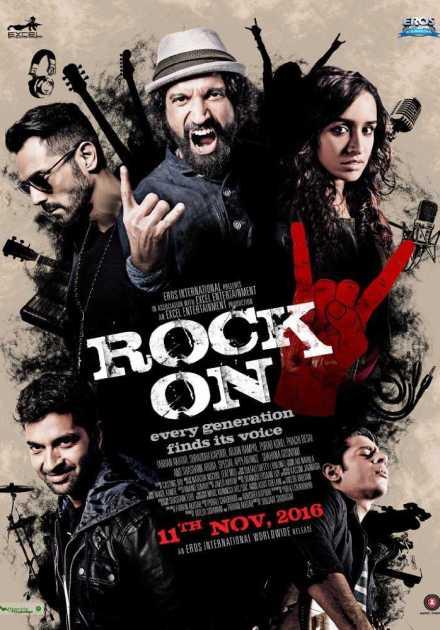 فيلم Rock On 2 2016 مترجم