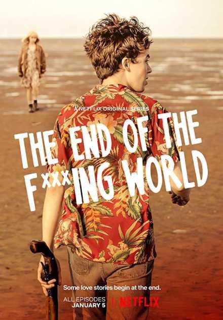 مسلسل The End of the F***ing World