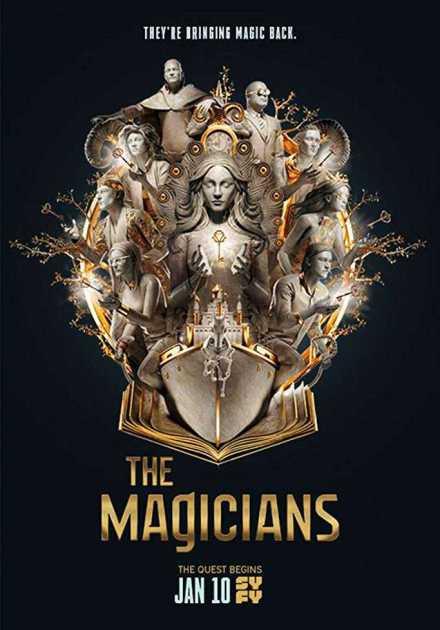 مسلسل The Magicians الموسم الثالث