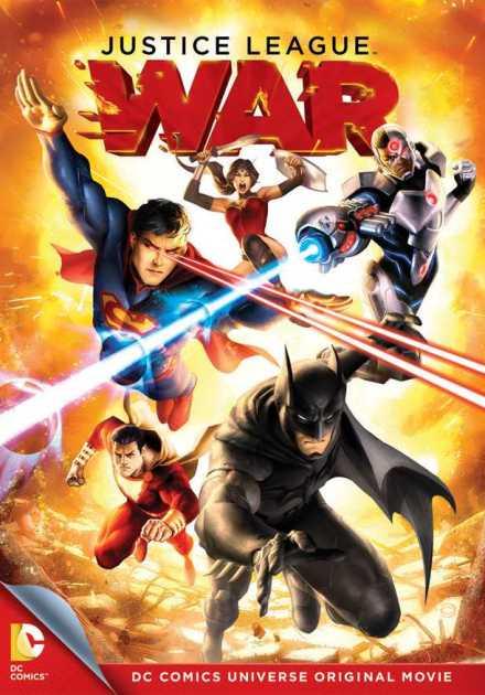 فيلم Justice League War 2014 مترجم