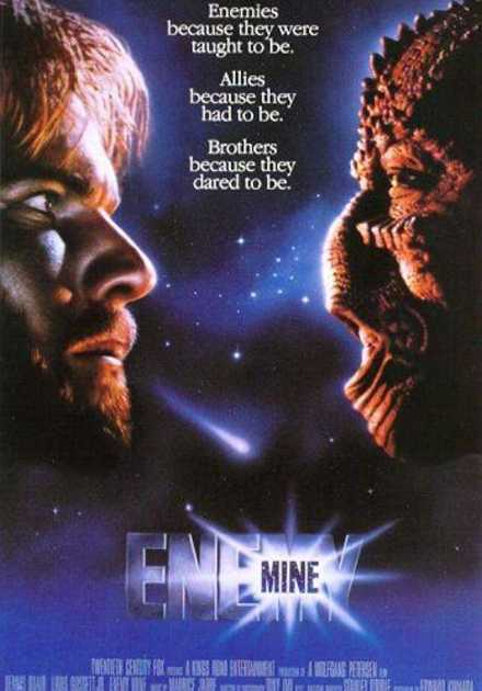 فيلم Enemy Mine 1985 مترجم