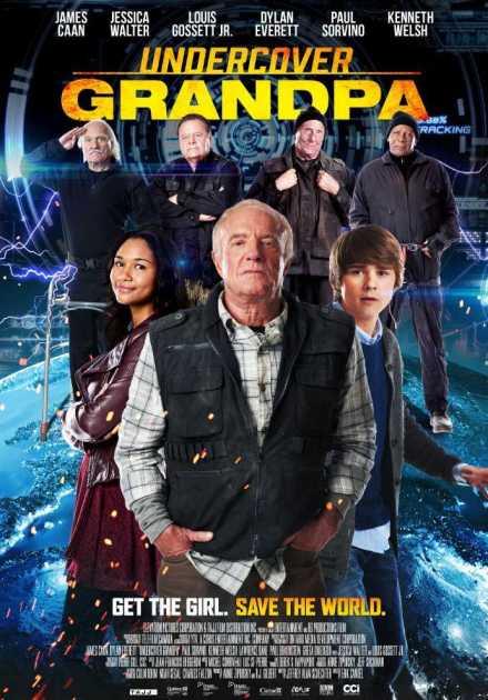 فيلم Undercover Grandpa 2017 مترجم