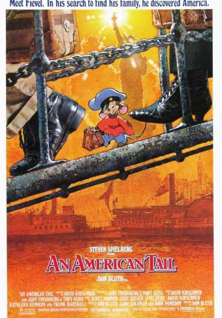 فيلم An American Tail 1986 مترجم