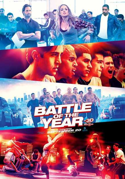 فيلم Battle of the Year 2013 مترجم