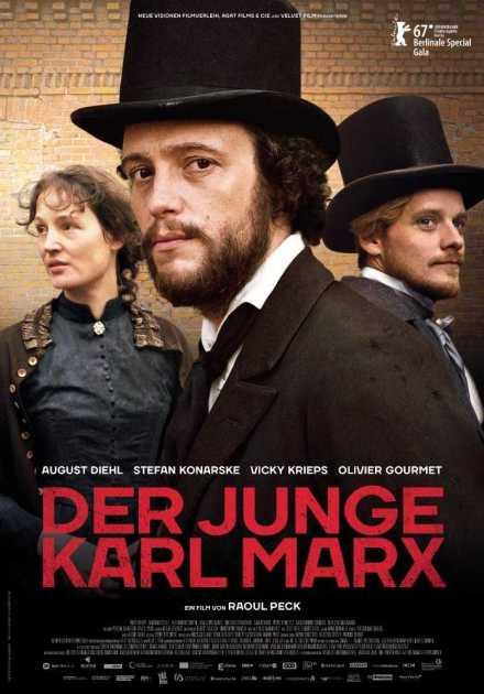 فيلم The Young Karl Marx 2017 مترجم