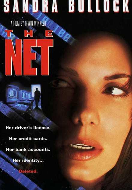 فيلم The Net 1995 مترجم