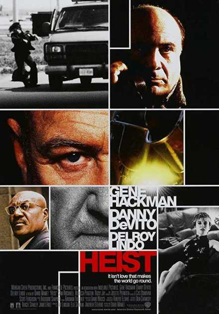 فيلم Heist 2001 مترجم