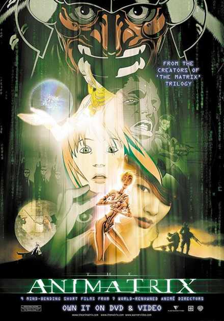 فيلم The Animatrix 2003 مترجم