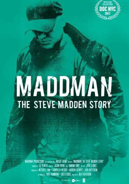 فيلم Maddman The Steve Madden Story 2017 مترجم
