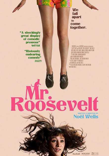 فيلم Mr. Roosevelt 2017 مترجم