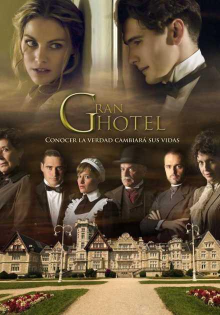 مسلسل Grand Hotel
