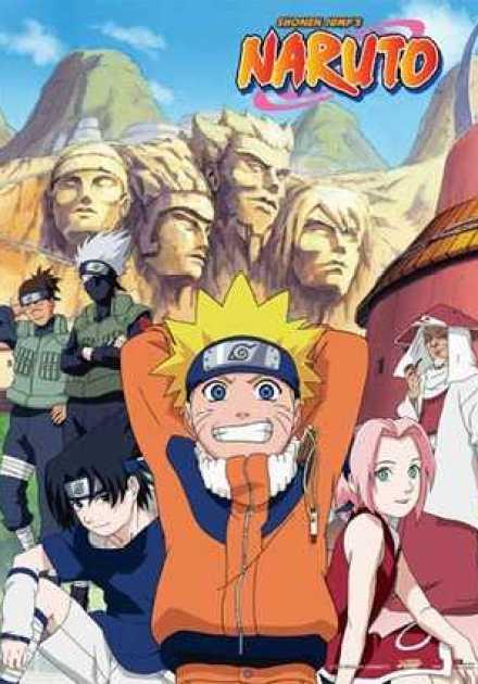 أنمي Naruto