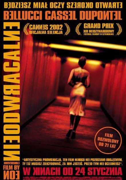 فيلم Irreversible 2002 مترجم