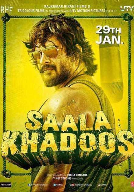 فيلم Saala Khadoos 2016 مترجم