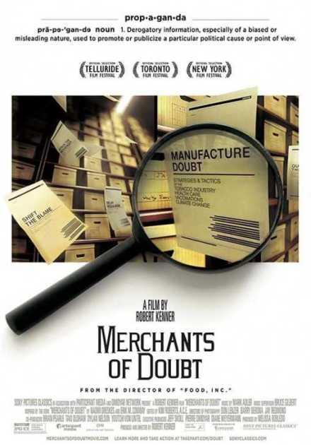 فيلم Merchants of Doubt 2014 مترجم