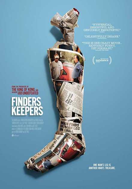 فيلم Finders Keepers 2015 مترجم