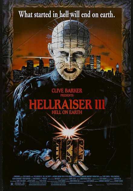 فيلم Hellraiser III Hell on Earth 1992 مترجم