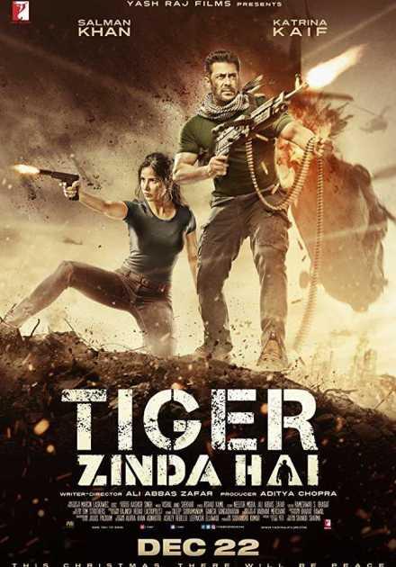 فيلم Tiger Zinda Hai 2017 مترجم