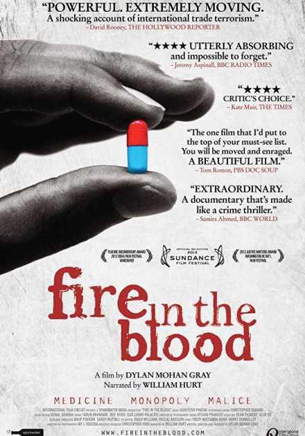 فيلم  Fire in the Blood 2013 مترجم
