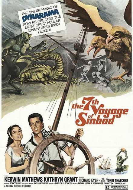 فيلم The 7th Voyage of Sinbad 1958 مترجم
