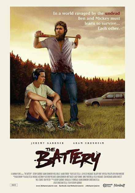 فيلم The Battery 2012 مترجم