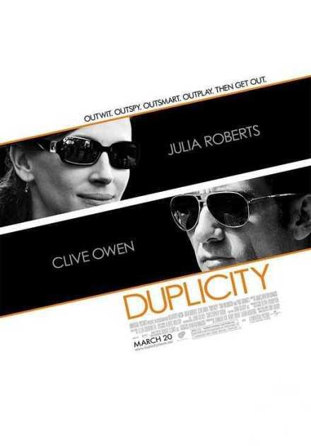 فيلم Duplicity 2009 مترجم