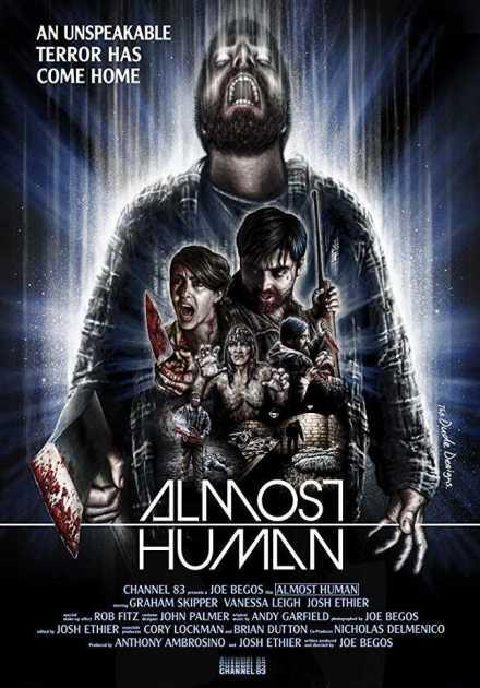 فيلم Almost Human 2013 مترجم