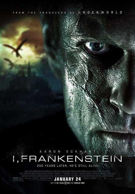 فيلم I, Frankenstein 2014 مترجم