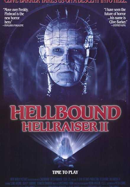 فيلم Hellbound Hellraiser II 1988 مترجم