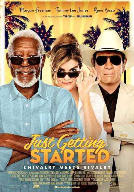 فيلم Just Getting Started 2017 مترجم