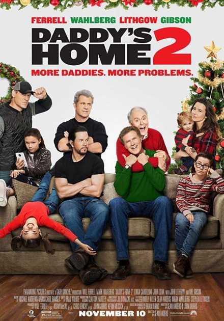 فيلم Daddy's Home 2 2017 مترجم