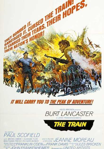 فيلم The Train 1964 مترجم