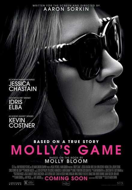 فيلم Molly's Game 2017 مترجم