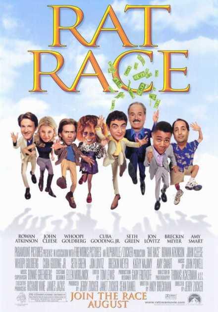 فيلم Rat Race 2001 مترجم