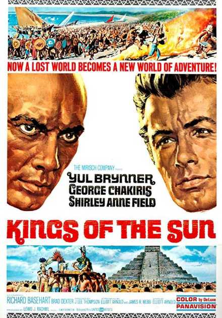 فيلم Kings of the Sun 1963 مترجم