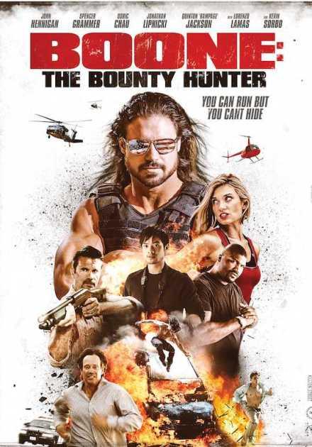 فيلم Boone The Bounty Hunter 2017 مترجم