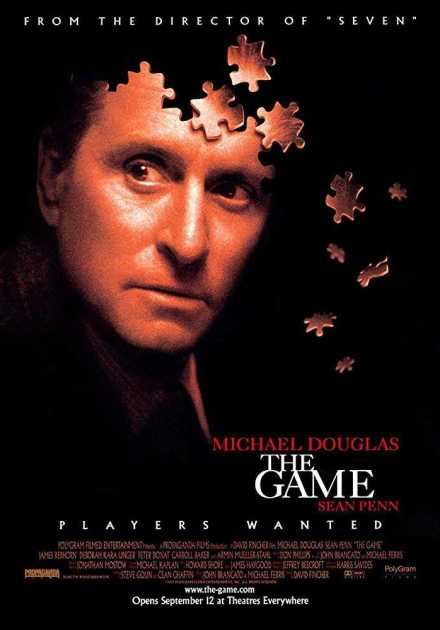 فيلم The Game 1997 مترجم