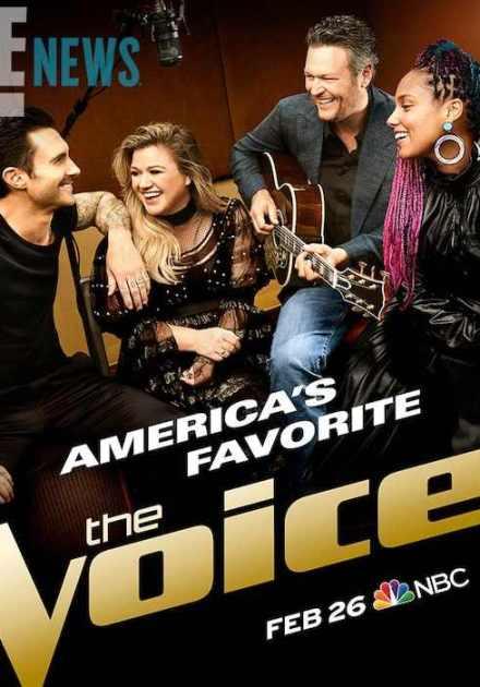برنامج The Voice الموسم الرابع عشر