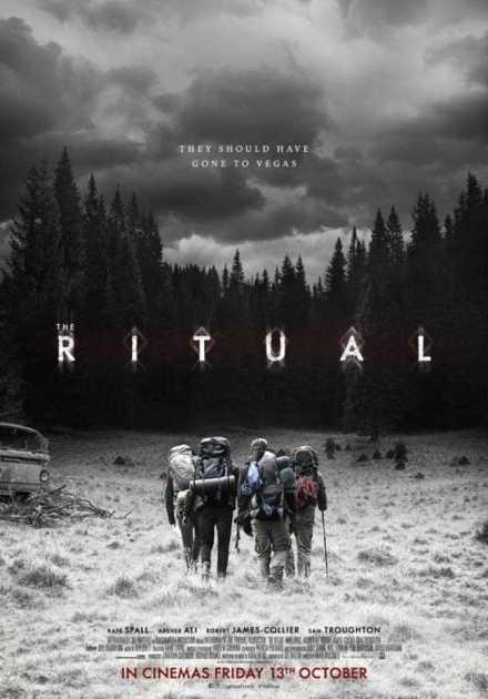فيلم The Ritual 2017 مترجم