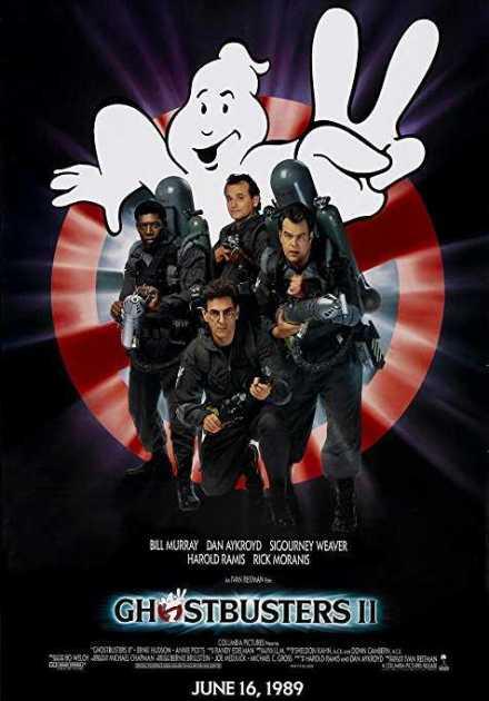 فيلم Ghostbusters II 1989