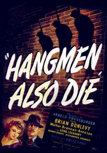 فيلم Hangmen Also Die! 1943 مترجم