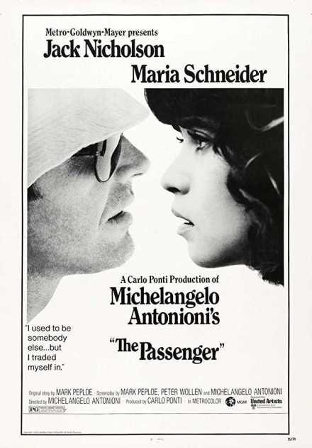 فيلم The Passenger 1975 مترجم