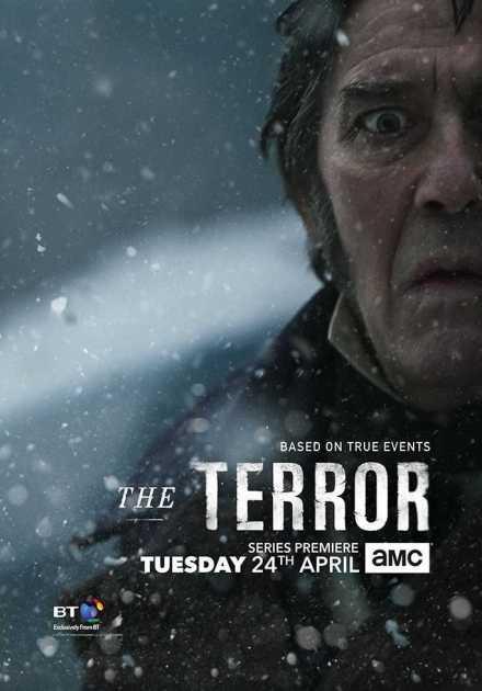 مسلسل The Terror الموسم الأول